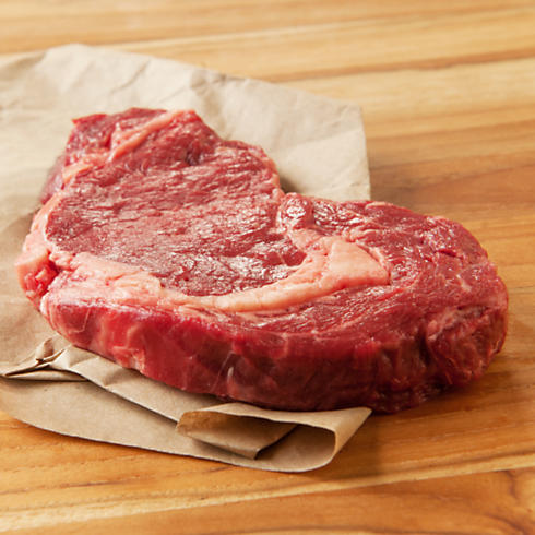 Buffalo Ribeye Steak, Boneless