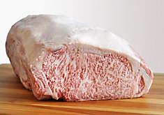 Japanese Wagyu Beef Boneless Striploin, A5 Grade