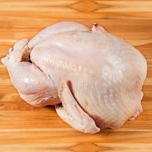 All-Natural Free-Range Capon