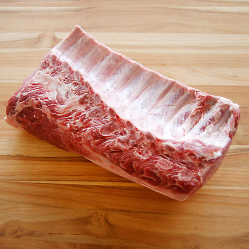 Berkshire Pork 10 Rib Rack