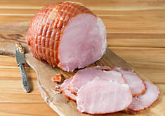 Applewood-Smoked Boneless Heritage Ham