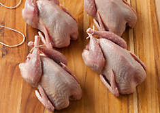 Whole Quail