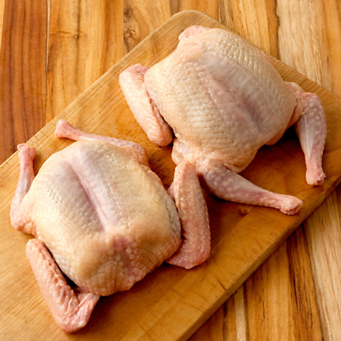 Whole Semi-Boneless Natural Squab
