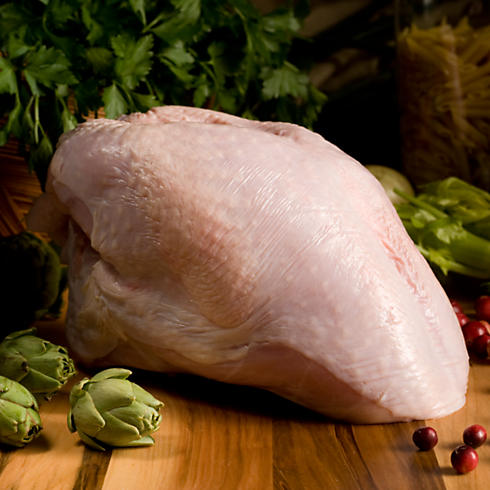Natural Bone-In Turkey Breast