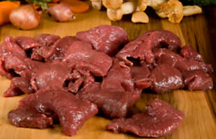 New Zealand Venison Stew Meat