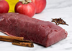 New Zealand Venison Striploin Steak, Boneless