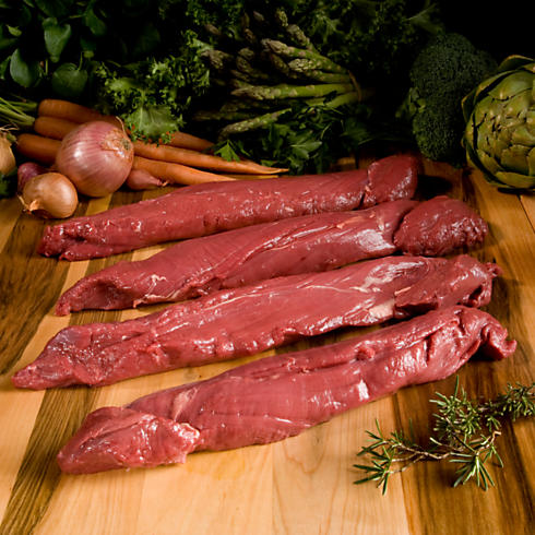 New Zealand Venison Tenderloin