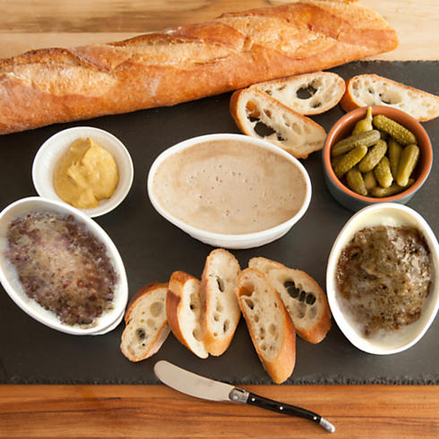 The French Pâté Sampler