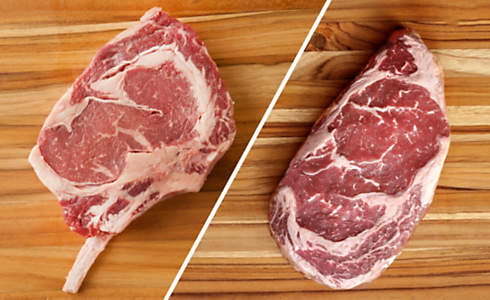 Pasture-Raised Beef Ribeye Lover's Gift Pack