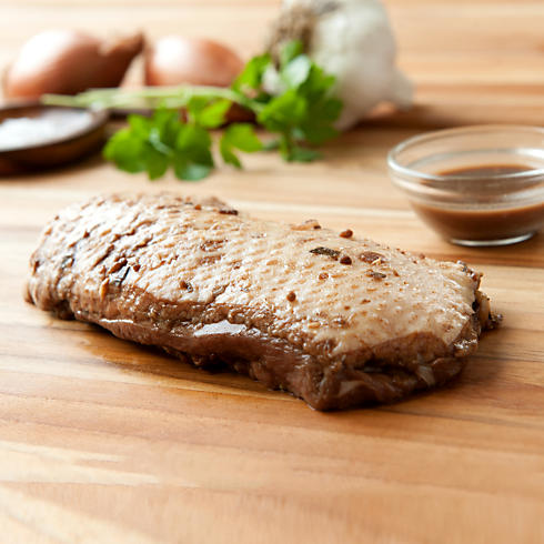 Teriyaki-Marinated Duck Breast