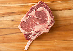 Pasture-Raised Beef Ribeye Steak, Bone-In