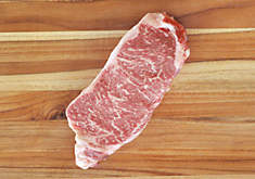 Wagyu Beef NY Strip Steak, Boneless
