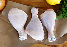 Organic Chicken Drumsticks (Air-Chilled)