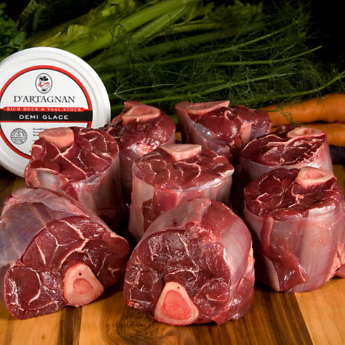 New Zealand Venison Osso Buco