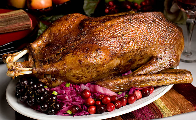 Image result for Roasted goose
