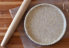 Black Truffle Butter Short Crust Pastry