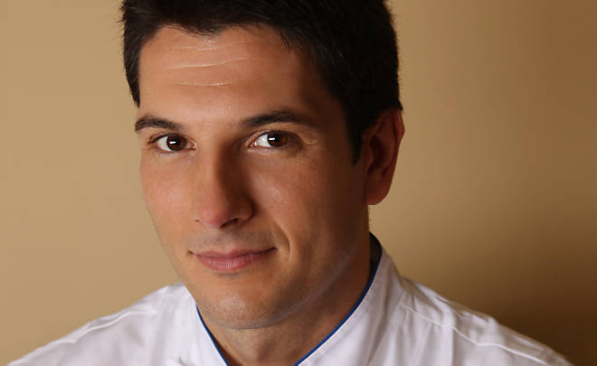 Chef Alain Allegretti
