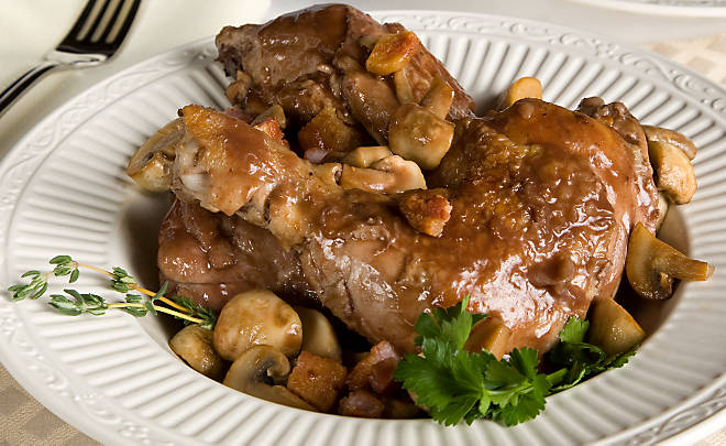 Coq au Vin, Classic French Stew Recipe | D'Artagnan