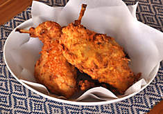 Crispy Buttermilk Fried Rabbit