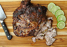 Cuban-Style Mojo Pulled Pork Roast Recipe | D'Artagnan