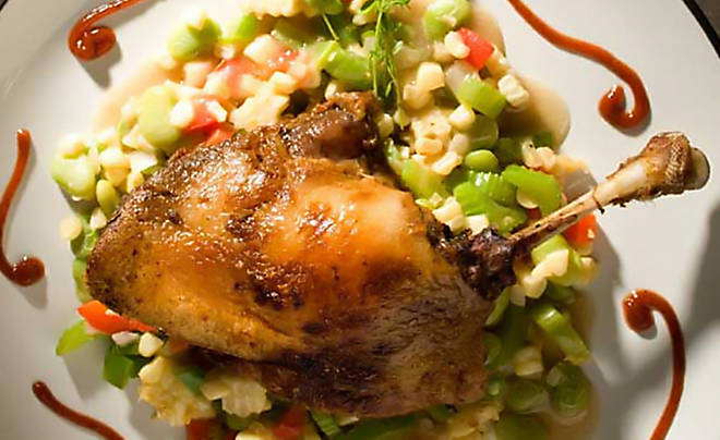 What Is Duck Confit Recipes — Dishmaps