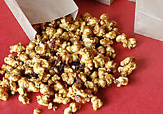 Salty & Sweet Bacon Caramel Corn Recipe | D'Artagnan