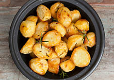 Duck Fat Oven-Roasted Potatoes Recipe | D'Artagnan