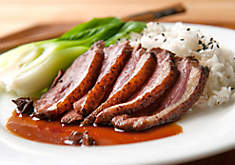 Five Spice Duck Breast