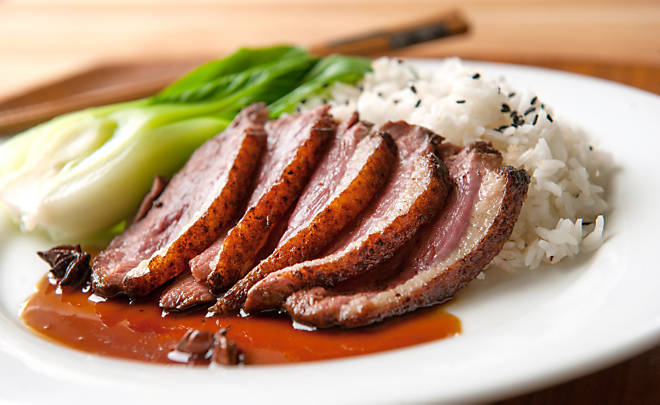 Five Spice Duck Breast Recipe | D'Artagnan