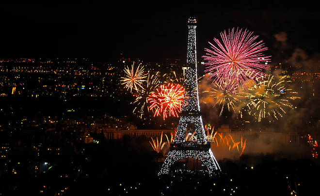Article All About Bastille Day in France
