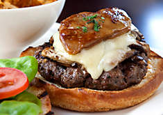 Gourmet Burger Toppings