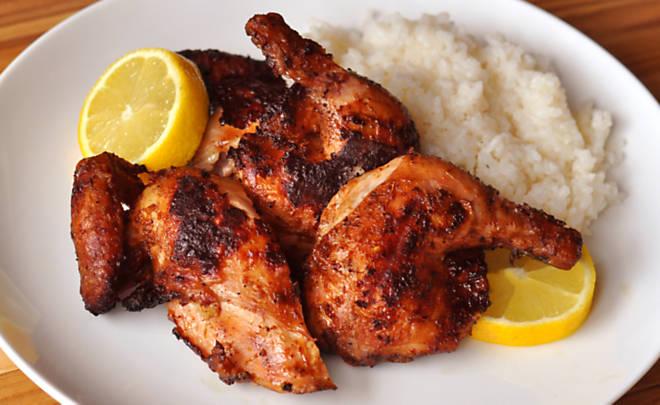 Portuguese-Style Grilled Piri-Piri Baby Chicken Recipe | D'Artagnan