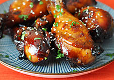Quick & Easy Recipe for Sticky Honey-Balsamic Grilled Chicken | D'Artagnan