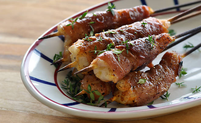 Basque Brochettes Recipe | D'Artagnan