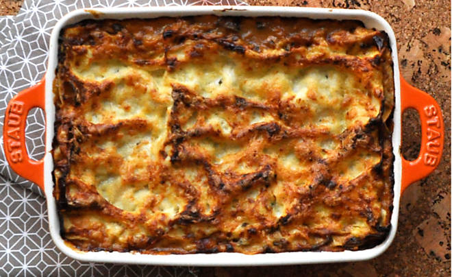 White Rabbit Lasagna Recipe | D'Artagnan