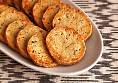 Truffle Butter Shortbread