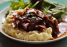 Slow Cooked Pulled Wild Boar Recipe | D'Artagnan