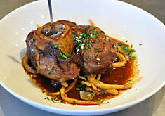 Barbara Lynch's Spicy Veal Osso Buco with Homemade Strozzapretti Recipe | D'Artagnan
