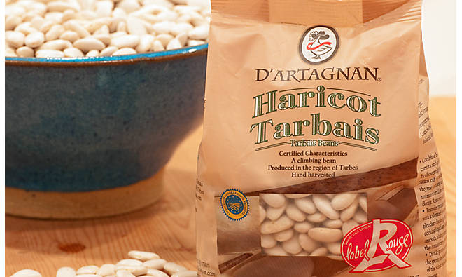All About Tarbais Beans- Our Products – Dartagnan.com