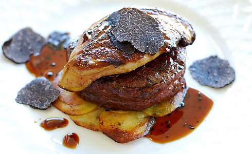 Tournedos Rossini (Beef and Foie Gras) Recipe | D'Artagnan