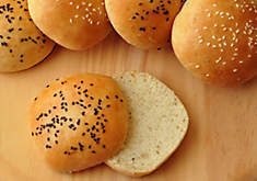 Homemade Burger Buns Recipe | D'Artagnan