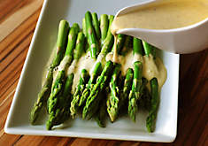 Easy Truffle Butter Hollandaise