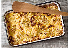 Truffled Cauliflower Gratin