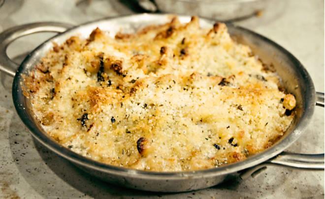 Black Truffle Mac 'n' Cheese Recipe | D'Artagnan