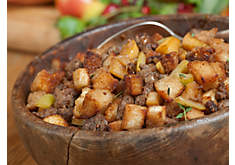Wild Boar Sausage & Apple Stuffing