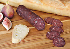 Artisanal Dry-Cured Saucisson Sec, Duck
