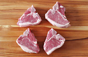 Lamb Porterhouse Chops (Domestic)
