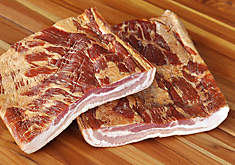Slab Bacon: Applewood Smoked & Uncured