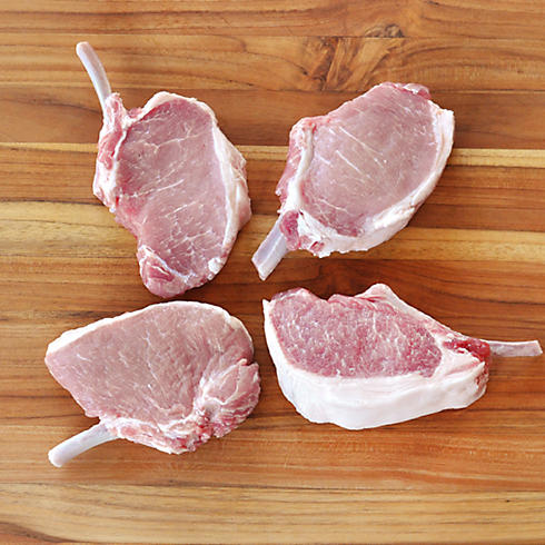 Berkshire Pork Rib Chops, Bone-In
