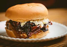 Bub City's Pulled Pork Sandwich Recipe | D'Artagnan